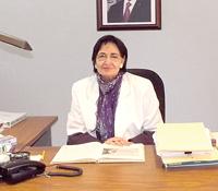 Resultado de imagen para la Mtra. Hilda Milena Koprivitza Acuña.