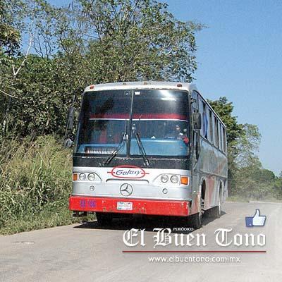 autobús gay de buen tono