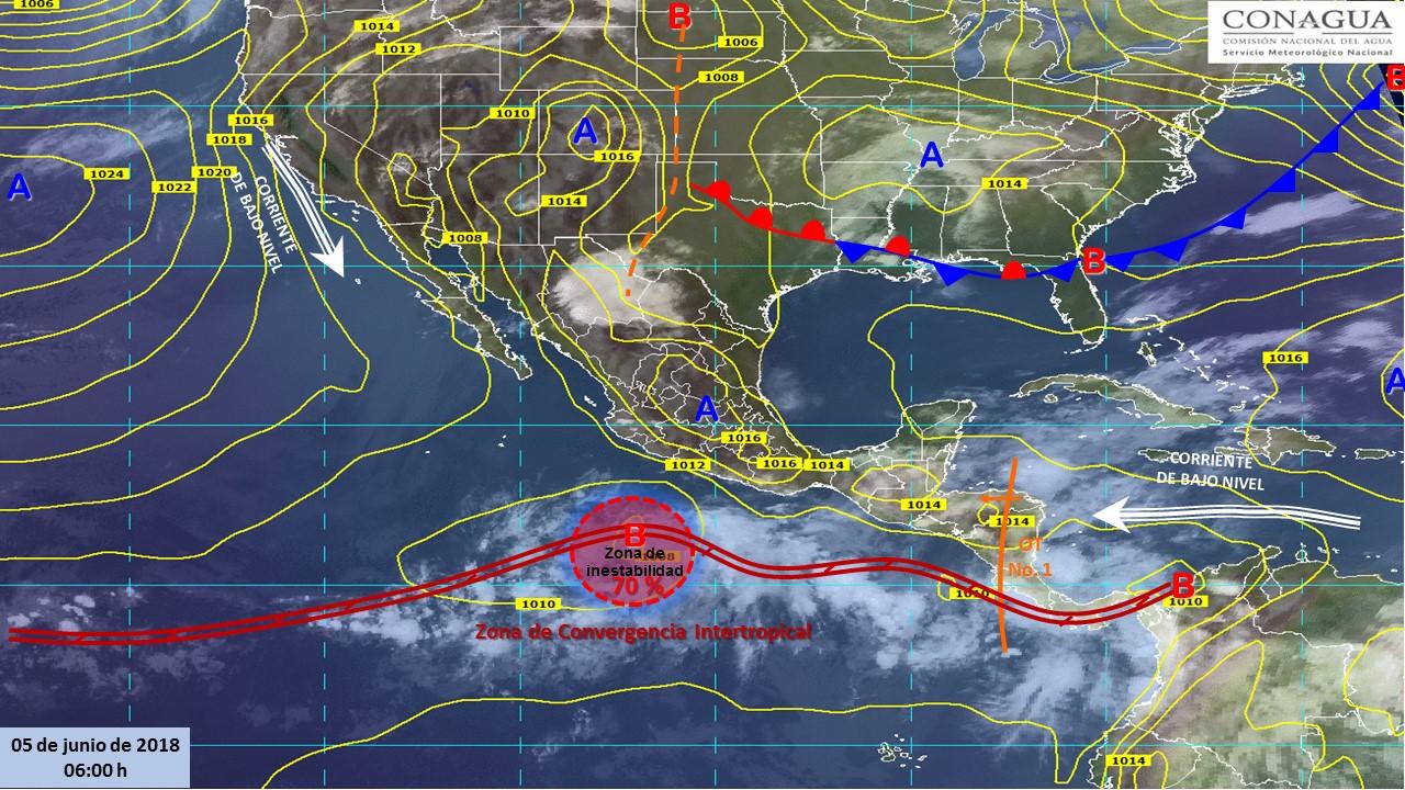 El Buen Tono - Resumen Meteorológico 05 de Junio 2018 1a6944b60d8